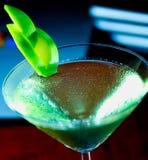 Apple martini Fotografie Stock Libere da Diritti