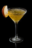 Apple martini Stock Foto