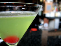 Apple Martini Royalty Free Stock Image