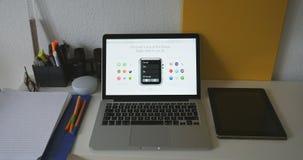 Apple mira Apps almacen de metraje de vídeo