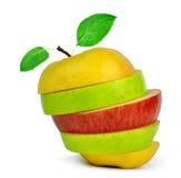 Apple mix Royalty Free Stock Photos