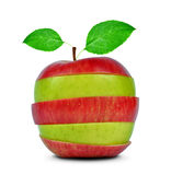 Apple mix Royalty Free Stock Images