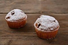 Apple-Muffin Stockfoto