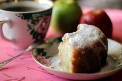Apple muffin Arkivbilder