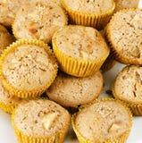Apple-Muffins lizenzfreie stockbilder