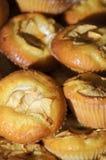 Apple-muffins Stock Foto