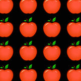 Apple nahtlos vektor abbildung