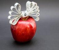 Apple_Natures Geschenk stockbild