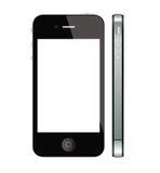 Apple neuf Iphone 4 et 4S Illustration Libre de Droits