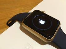 Apple observent Images libres de droits