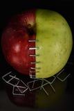 Apple OGM Στοκ Φωτογραφία