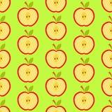 Apple ogród ilustracja wektor