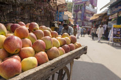 Free Apple On Street Stock Photos - 88482273