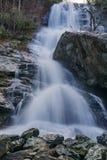 Apple Orchard Falls. Located off the Blue Ridge Parkway, Virginia, USA stock photos