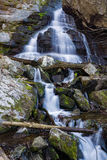 Apple Orchard Waterfalls Royalty Free Stock Image