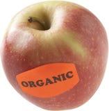 Apple orgánico Imagenes de archivo