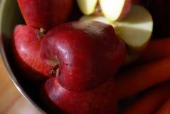 Apple organique Photo stock
