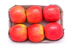 Apple pack Royalty Free Stock Photos