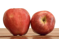 Apple pairs Royalty Free Stock Photo