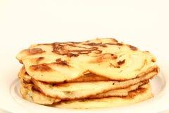 Apple pancakes Royalty Free Stock Photos