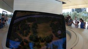 Apple parquea el nuevo campus