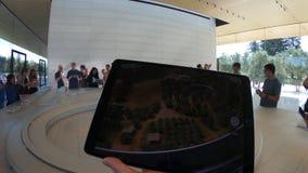 Apple parquea nuevas oficinas