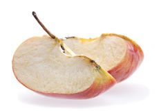 Apple part Stock Photo