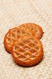 Apple pastries Royalty Free Stock Photo