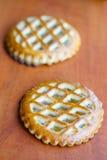 Apple pastries Royalty Free Stock Photos