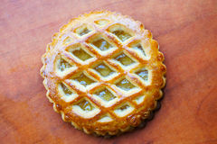 Apple pastry Stock Photography