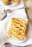 Apple Pastry Stock Photo