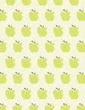 Apple pattern background Royalty Free Stock Photography