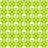 Apple pattern Royalty Free Stock Photo