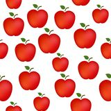 Apple pattern Royalty Free Stock Photography