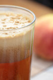 Apple and pear juice. Royalty Free Stock Photo
