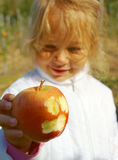 Apple Picking Royalty Free Stock Photos