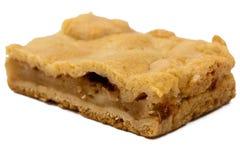 Apple pie. Apple pie on a white background Stock Image