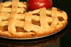 Apple pie Stock Images