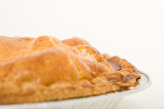 Apple Pie. Delicious home made apple pie Royalty Free Stock Photography