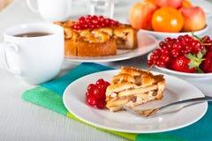 Apple pie Royalty Free Stock Image