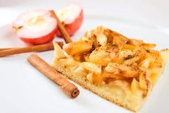Apple pie. Stock Images