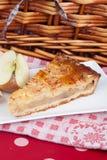 Apple pie Fotografering för Bildbyråer
