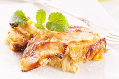 Apple pie Royaltyfri Foto