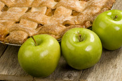 Apple Pie. Royalty Free Stock Image