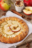 Apple pie. Royalty Free Stock Image