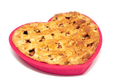 Apple pie Royaltyfria Bilder