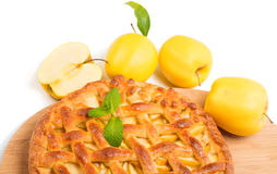 Apple Pie Royalty Free Stock Photos