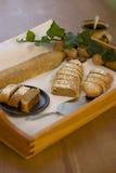 apple pie Στοκ φωτογραφία με δικαίωμα ελεύθερης χρήσης