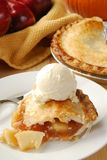 Apple pie al a mode Royalty Free Stock Image