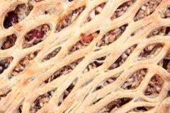 Apple pie background Stock Photos